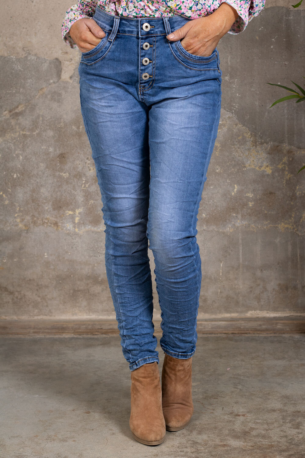 Jeans JW2602 - Light wash