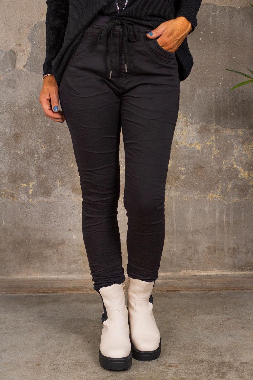 Jogging jeans 92913 - Black