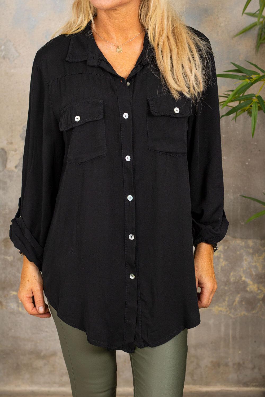 Luna shirt - Black