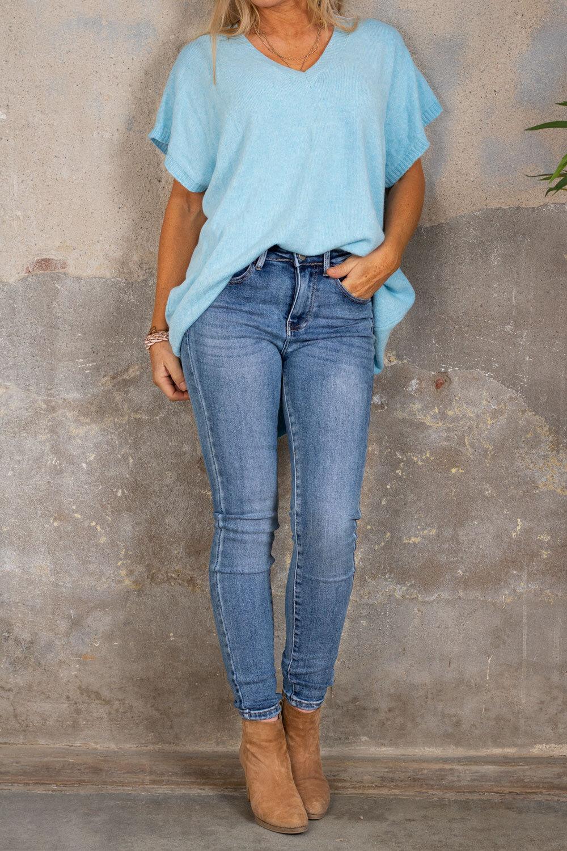 Push-up jeans - RD6798 - Denim