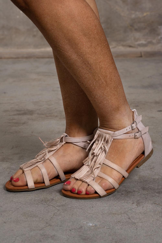 Sandaler-med-Fransar---582---Beige-sida