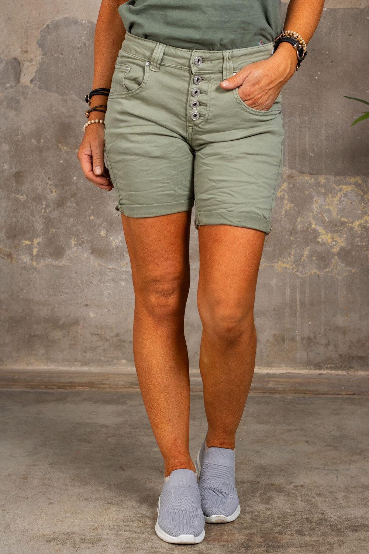 Shorts 1220 - Light khaki