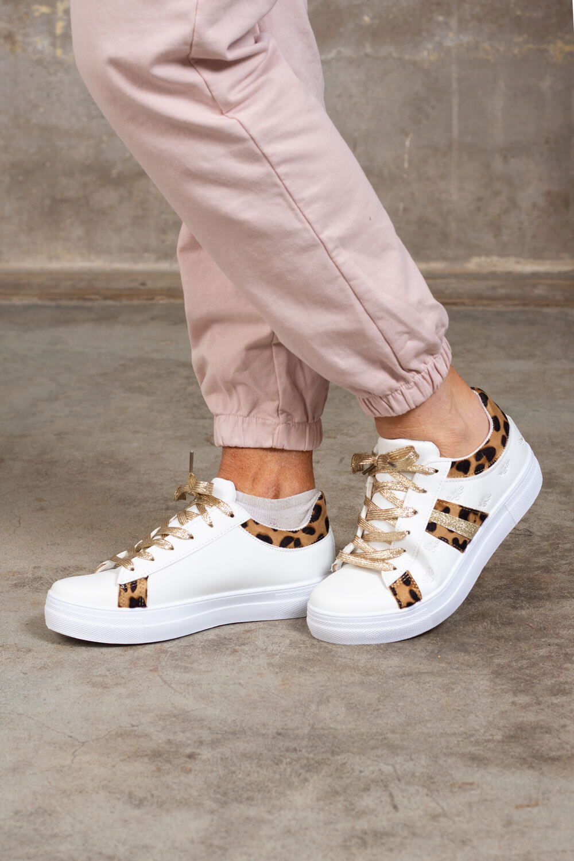 Sneakers 1087 - Leo - White