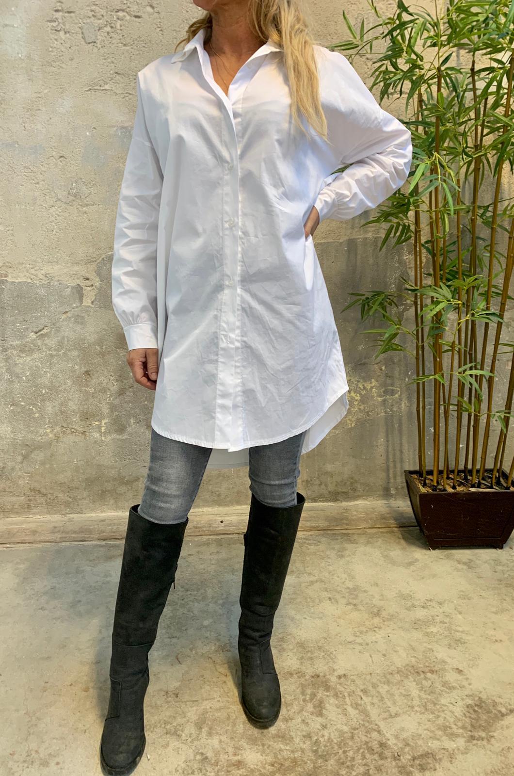alicia-langskjorta-vit